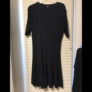 COS ribbed knit dress